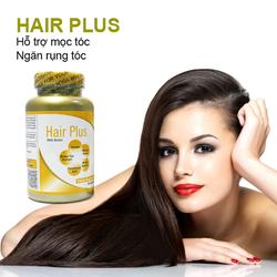 Viên mọc tóc và chống hói đầu Hair Plus của Mỹ - HAIRPLUS