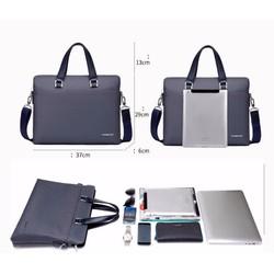 Túi đựng laptop bằng da