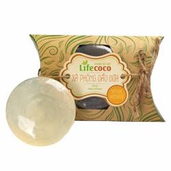 Xà phòng dầu dừa Lifecoco 100G