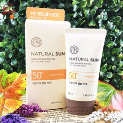 Kem chống nắng The Face Shop Natural Sun Eco SPF50++ PA+++