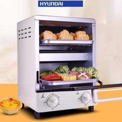 Lò nướng bánh chuyên dụng Hyundai 1000W