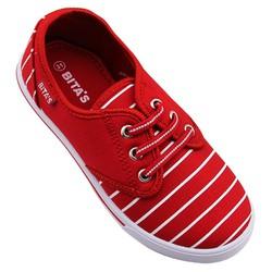 Giày bitas cho bé xinh xắn GVBG53 màu đỏ - size 33