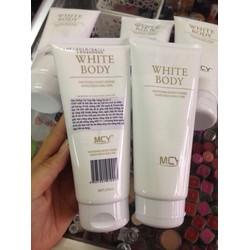 kem trắng da white body