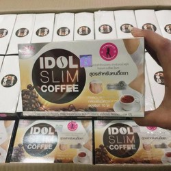 TRÀ GIẢM CÂN  IDOL SLIM COFFEE