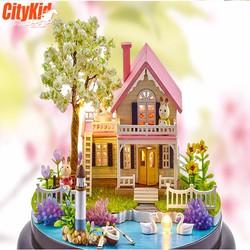 Mô hình nhà gỗ DIY Cute Room B-021