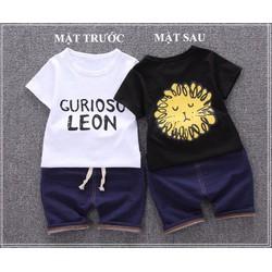 Quần áo dành cho bé trai