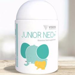 Junior Neo - thức ăn thông minh cho trẻ nhỏ