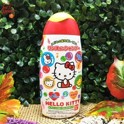 Sữa Tắm Gội 2 in 1 Cho Bé Hello Kitty Bandai 150ml