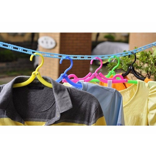 Combo 2 dây phơi quần áo tiện lợi
