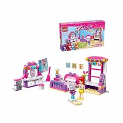 Bộ lego xếp hình nhà cửa Cherry - Nhà của Cherry