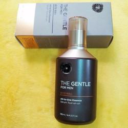 Serum dưỡng da nam The Gentle For Men The.Face Shop