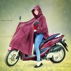 Áo mưa vải dù chống thấm cao cấp - loại 2