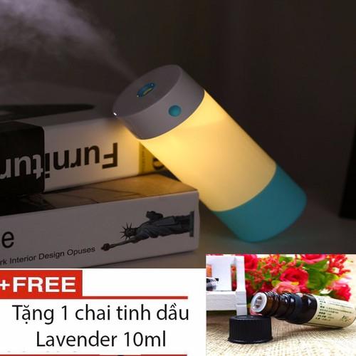 Máy xông tinh dầu phun sương kiêm đèn ngủ tặng tinh dầu màu xanh - best seller tony - 18139398 , 22773399 , 15_22773399 , 240000 , May-xong-tinh-dau-phun-suong-kiem-den-ngu-tang-tinh-dau-mau-xanh-best-seller-tony-15_22773399 , sendo.vn , Máy xông tinh dầu phun sương kiêm đèn ngủ tặng tinh dầu màu xanh - best seller tony