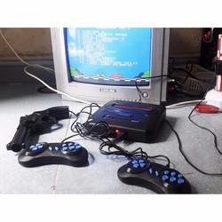 Máy chơi game 6 nút Sega Mega Drive 16 bit  có game sẵn trong máy