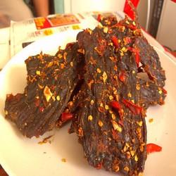 2 kg Thịt Bò Khô  loại 1 handmade -Thơm ngon hảo hạng - Baretta Shop
