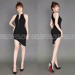 Đầm Body Vạt Xéo