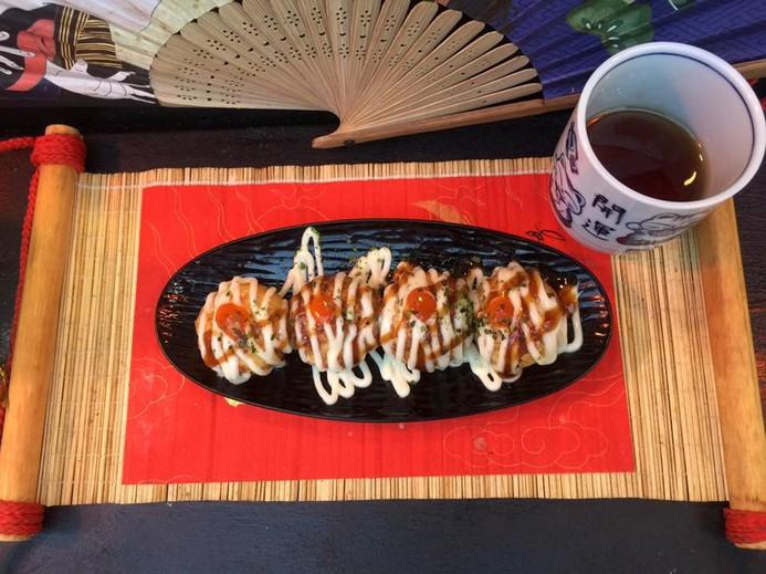 Bột làm bánh bạch tuộc Takoyaki 0,5kg 1