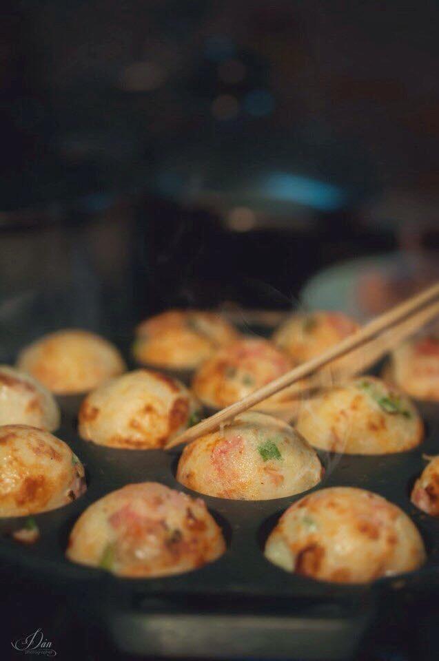 Bột làm bánh bạch tuộc Takoyaki 0,5kg 6