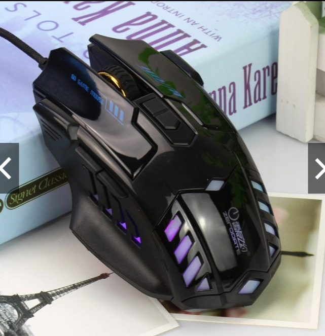 Chuột chuyên game ZERODATE G6 2