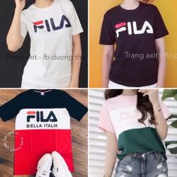 Áo thun áo phông nữ FILA