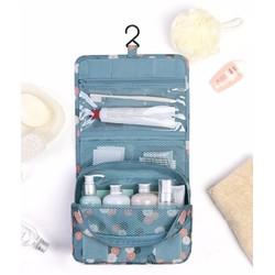 Túi đựng mỹ phẩm khi đi du lịch tiện ích.