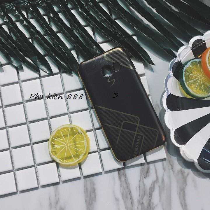 Ốp lưng Samsung Galaxy A3 2017 giả da 4