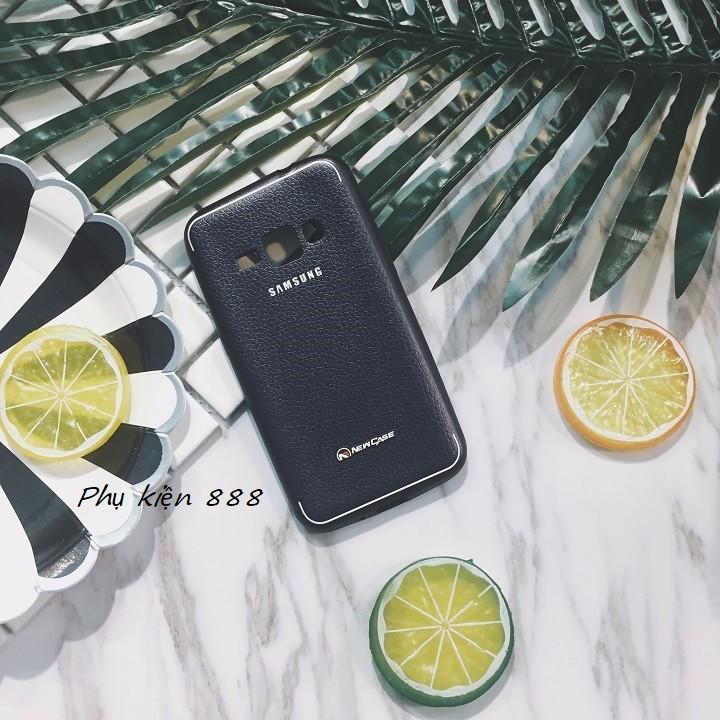 Ốp lưng Samsung Galaxy J1 2016 giả da 3