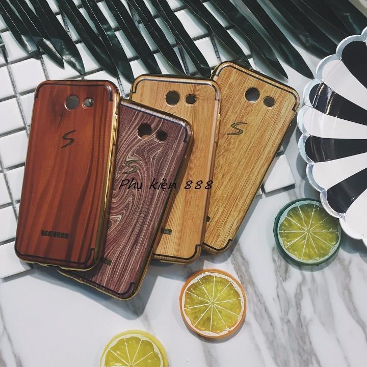 Ốp lưng Samsung Galaxy J3 2016 vân gỗ 1