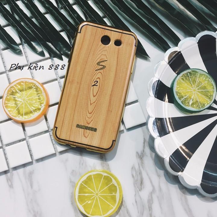 Ốp lưng Samsung Galaxy J3 2016 vân gỗ 5