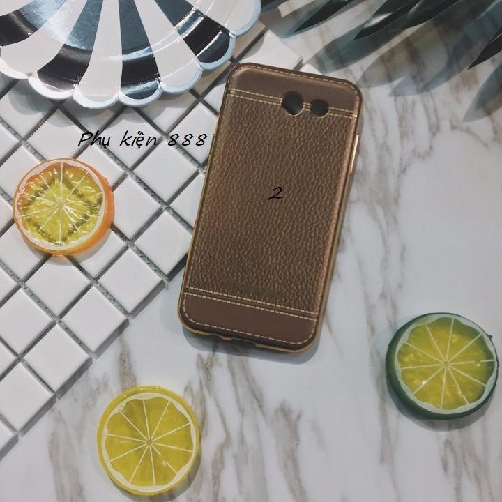Ốp lưng Samsung Galaxy J3 pro giả da 5