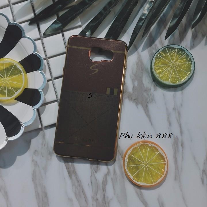 Ốp lưng Samsung Galaxy J5 2016 giả da 6