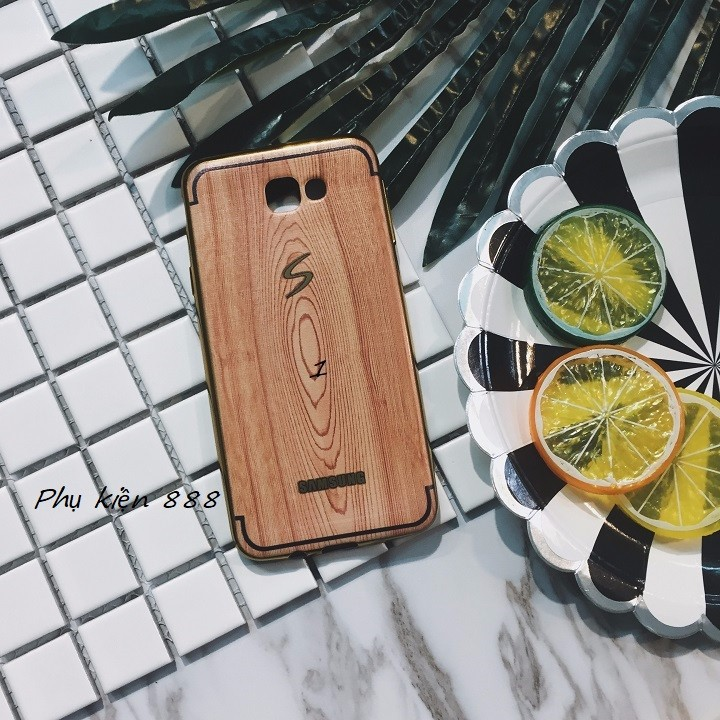 Ốp lưng Samsung Galaxy J5 pro vân gỗ 4
