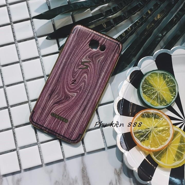 Ốp lưng Samsung Galaxy J5 pro vân gỗ 1