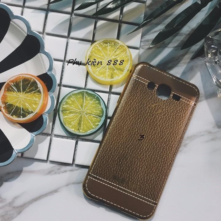 Ốp lưng Samsung Galaxy J7 giả da 4