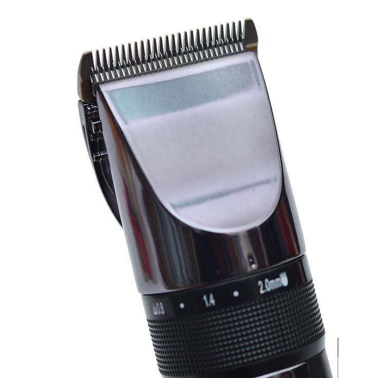 Tông đơ cắt tóc Codol 531 tặng kèm bộ kéo cắt tỉa + dao cạo râu 11