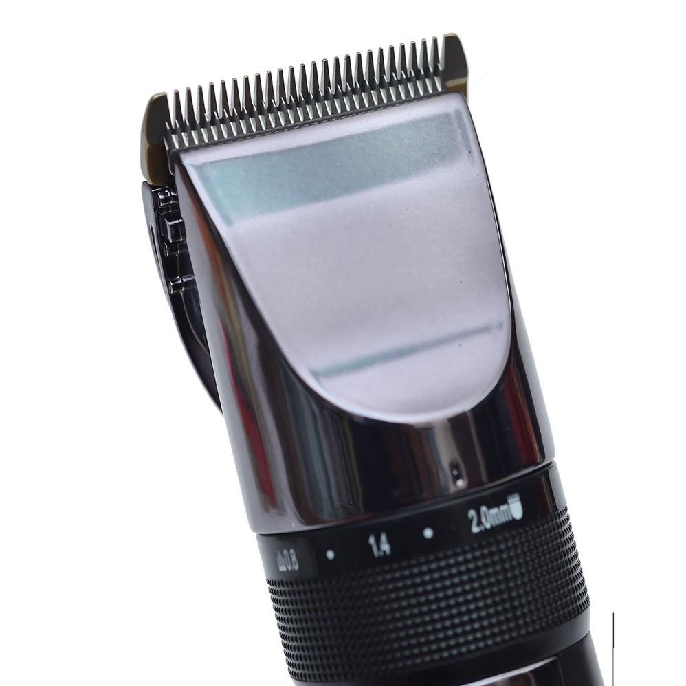 tông đơ - tông đơ cắt tóc Codol 531 tặng kèm bộ kéo cắt tỉa 10
