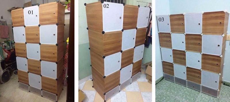 Tủ nhựa đa năng-Tủ nhựa đa năng-Tủ nhựa 12
