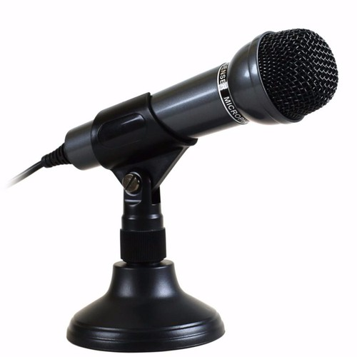 Micro thu âm Senicc SM-098-mic thu âm laptop-thu âm chuyên nghiệp