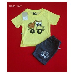 Quần áo em bé