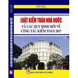 Luật kiểm toán nhà nước và các quy định
