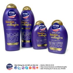 Dầu gội Biotin Collagen 750ml ngăn rụng tóc