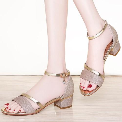 Giày sandal cao gót hàng cao cấp - 11057565 , 6722651 , 15_6722651 , 370000 , Giay-sandal-cao-got-hang-cao-cap-15_6722651 , sendo.vn , Giày sandal cao gót hàng cao cấp