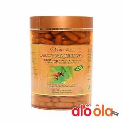 Sữa ong chúa Naro 1650 mg của Úc
