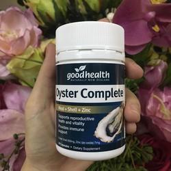 Viên uống tinh chất hàu GoodHealth Oyster Complete 30 viên