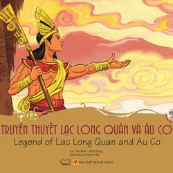 Bộ truyện cổ tích Việt Nam song ngữ