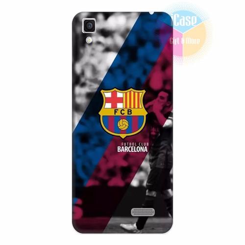 Ốp lưng Oppo R7 Lite in hình CLB Barcelona