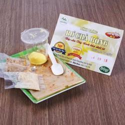 Bánh Tráng Bơ Chà Bông