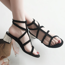 Giày gót kiểu 5p cao cấp CK282