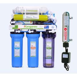 Máy lọc nước Kangaroo KG 104 UV 8 lõi lọc không vỏ tủ