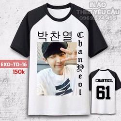 Áo Phông EXO Chanyeol